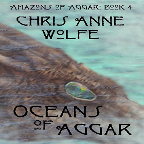 Oceans of Aggar audiobook cover art