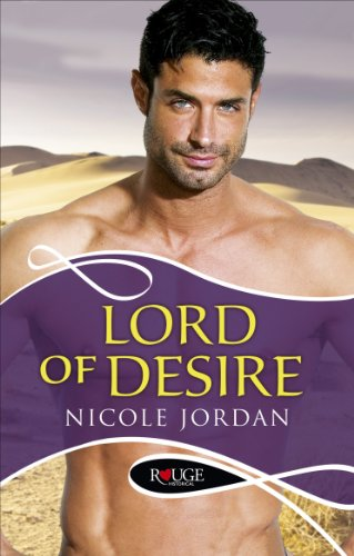 Lord of Desire: A Rouge Historical Romance (English Edition)