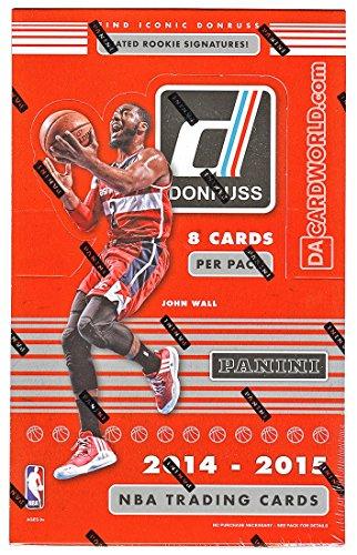 2014/15 Panini Donruss NBA Hobby Basketball Box
