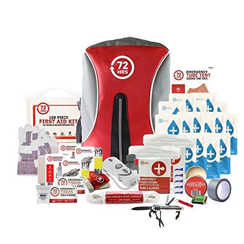 72HRS Deluxe Earthquake Preparedness Kit,...