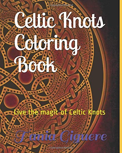 Celtic Knots Coloring Book