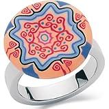 swatch bijoux スウォッチ ビジュ リング BATIK POP RING SIZE8 日本サイズ16号 JRD036-8