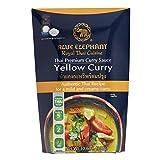 Blue Elephant Yellow Curry Sauce - 10.6 Ounce Each