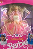 1990 Barbie - Costume Ball - Barbie en costume robe de bal - Poupée blonde #7123