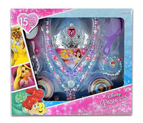 Disney princesses - Coffret bijoux 15 pièces - T17930