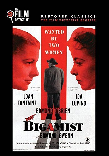 The Bigamist (The Film Detective Restored Version) by Joan Fontaine