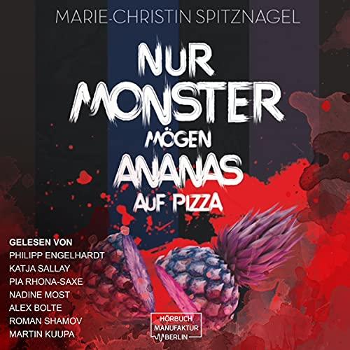 Nur Monster mögen Ananas auf Pizza Titelbild
