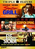 Sunset Grill / Scorpion Spring / Eye of the Storm (DVD) Widescreen   NEW sealed
