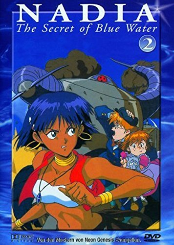 Nadia - The Secret of Blue Water, Vol. 02
