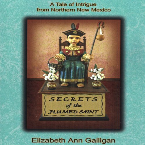 Secrets of the Plumed Saint audiobook cover art