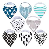 Baby Must-Haves-drool bibs