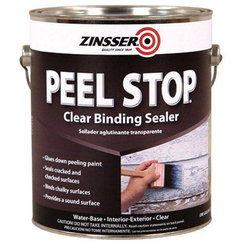 Rust-Oleum 60001 Binding Sealer and White Primer, 1-Gallon, Clear -  Zinsser