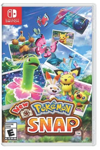 New Pokémon Snap: Nintendo Switch