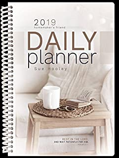 2019 Daily Planner: The Homemaker's Friend