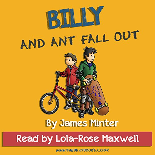 Billy and Ant Fall Out cover art