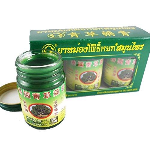 Phoyok, grünes Thai-Kräuterbalsam