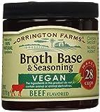Orrington Farms - Vegan Beef Flavored Broth Base, 6 oz.