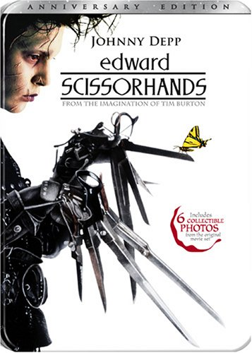 Edward Scissorhands [Import USA Zone 1]