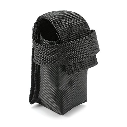 Bazaar 4x 18650 Qualität Nylon Holster Schutzhülle Tasche