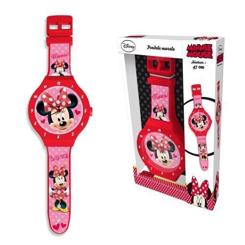 Disney Minnie Mouse Horloge murale cm.47