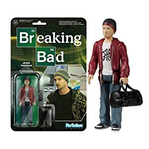 Breaking Bad Jesse Pinkman ReAction 3 3/4-Inch Retro Action Figure by Breaking Bad 7