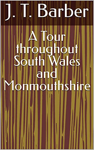 A Tour throughout South Wales and Monmouthshire (English Edition)