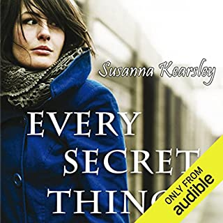 Every Secret Thing audiobook cover art