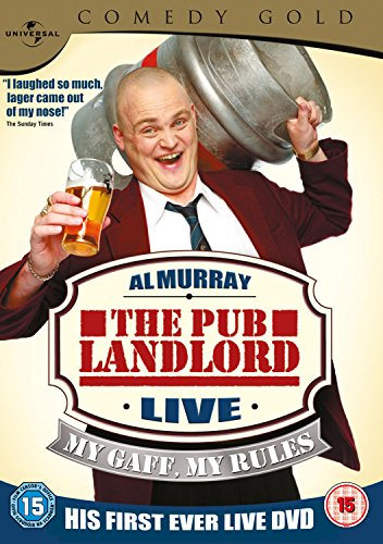 Photo of Al Murray – The Pub Landlord – Comedy Gold 2010 [DVD]