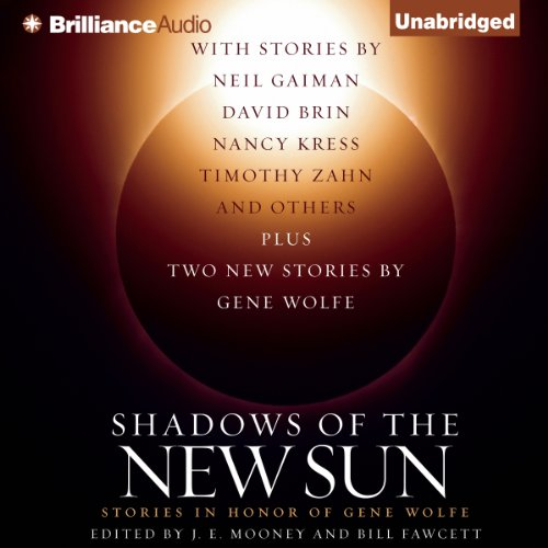 Shadows of the New Sun audiobook cover art