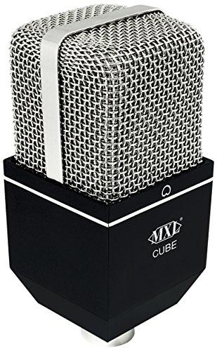 MXL DRUMCUBE - Micrófono de condensador de estudio (gran diafragma)