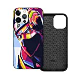 Na_Ru_To Anime Coque pour iPhone 12 en polyuréthane thermoplastique Ip12 Pro-6.7