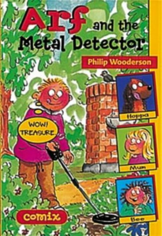 Arf and the Metal Detector (Comix)