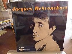 Jacques Debronckart : toi qui nais cette année disques BAM C 433