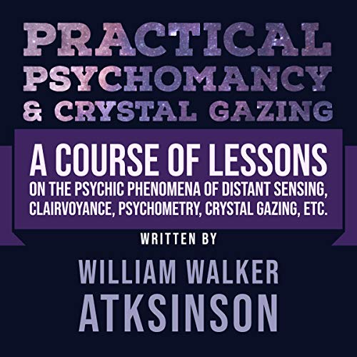 Practical Psychomancy & Crystal Gazing Titelbild