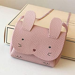 Hot Sale Baby Kids Girls Pu Leather School Bag Shoulder Bag Messenger Handbag Crossbody Satchel Bags