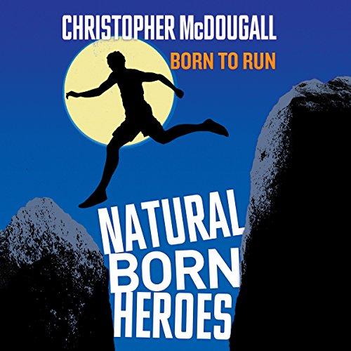 Natural Born Heroes audiobook cover art
