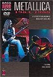 Metallica - Bass Legendary Licks 1983-1988 DVD DVD