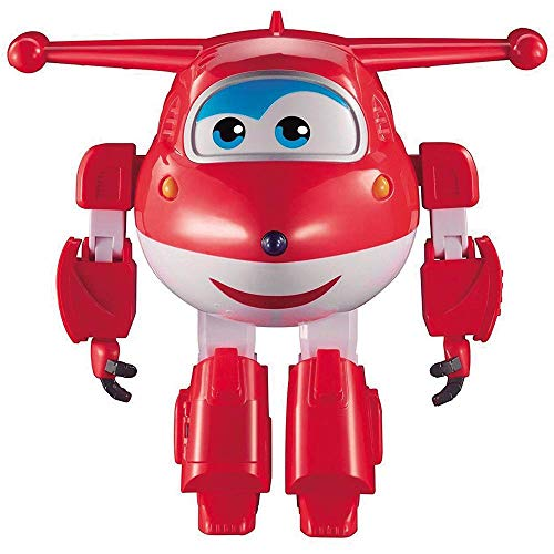 Super Wings Jett Robô ao resgate