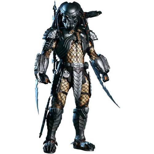 Hot Toys Alien vs Predator Movie Masterpiece Celtic Predator Collectible Figure