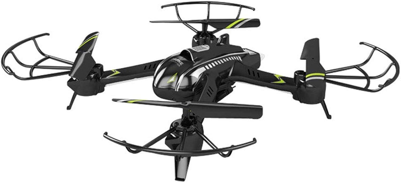 PENGWH 957C Drone Aerial Photography Vier-Achsen-Leichtflugzeug-Fernbedienung Flugzeug Elektro-Spielzeug für Anfnger und Kinder