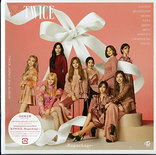 & Twice (Repackage Japaned Edition) (Limited)