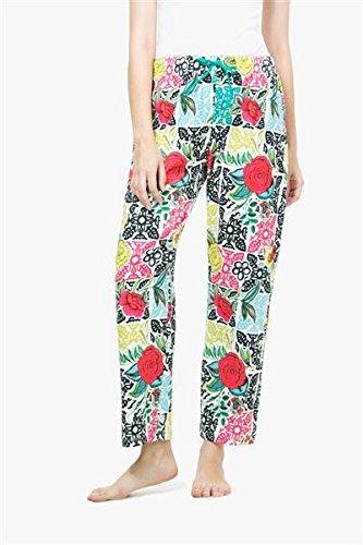 Desigual Bajo de Pijama B & W Luxury NC L