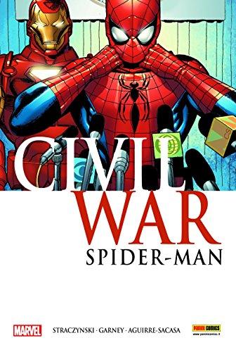 Marvel Omnibus Civil War 4 Spider-Man