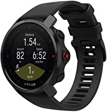 POLAR Grit X - Rugged Outdoor Watch with GPS, Compass, Altimeter and Military-Level Durability for Hiking