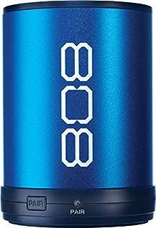 808 CANZ Bluetooth Wireless Speaker - Blue