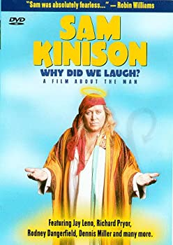 DVD Sam Kinison: Why Did We Laugh Book