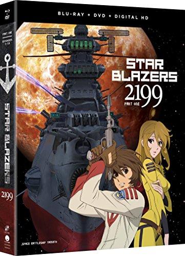 Star Blazers 2199: Space Battleship Yamato – Part One Blu-ray + DVD + Digital