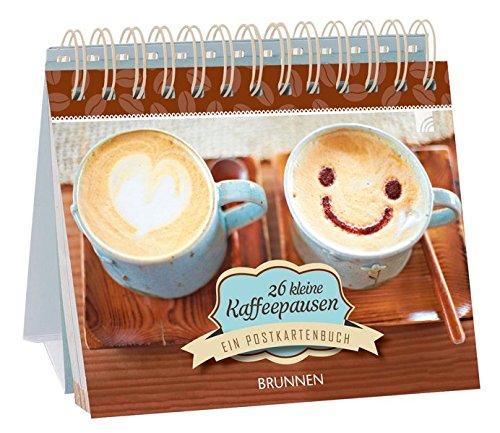 26 kleine Kaffeepausen: Postkartenbuch