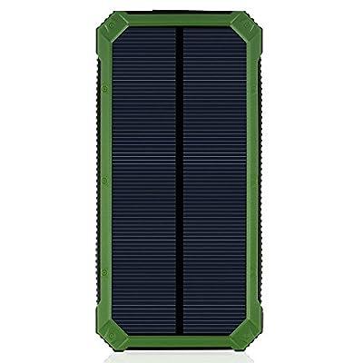 Laniakea 10000mAh Solar Charger