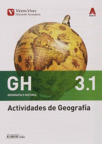 GH 3 ACTIVIDADES (GEOGRAFIA E HISTORIA) AULA 3D: 000002 - 9788468232324